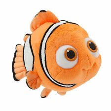 "Disney Store Authentic Finding Dory Nemo Plush 7"" Stuffed Animal Gift NEW"