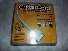 Critter Cord Cord Protector, Nib