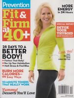 Prevention Fit & Firm at 40+ Health/Fitness 2013