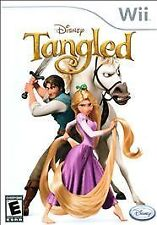 Sealed but a Little Dirty Tangled by Disney (Nintendo Wii, 2010)