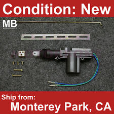 Hevy Duty 2 Wire Actuator + Hardware Civic Del So BMW NEW Universal Door Lock