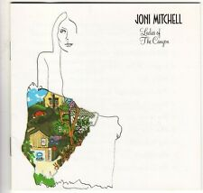 JONI MITCHELL Ladies of the Canyon NM 1999? Reprise Canada CD-6376 HDCD