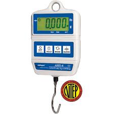 Intelligent AHS-6 NTEP Hanging Scale 6LB/ 2.7 KG, Accuracy 0.005 LB/ 2 g, Legal