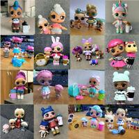 LOT Bambola Sorpresa LOL Doll Punk boy spruzzata di unicorno Original giocattolo