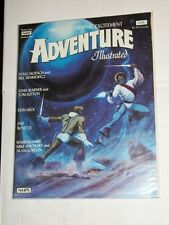 Nmp Adventure Illustrated #1 Winter 1981