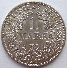 TOP! 1 Mark 1907 J in VORZÜGLICH !!!