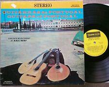 GUITARS OF PORTUGAL LP Conjunto de Guitarras de Raul Nery REQUEST RLP 10070