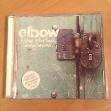 Elbow Asleep In The Back Coming Second 2002 Ltd Edition DVD Video Single