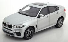 1:18 Norev BMW X6 M F86 2016 silver