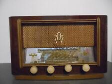 Vintage Ancien Poste Radio TSF Grammont Type 5115