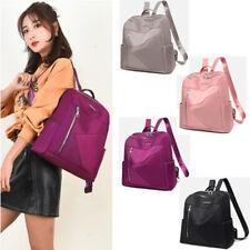 Women Backpack Travel Sports Oxford Handbag Rucksack Waterproof Shoulder Bag New