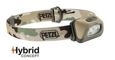 Petzl Tactikka + Plus Camo Head Torch Lamp Latest 350 Lumen MTP Multicam