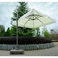 Umbrella BASE ONLY for Outsunny Offset Tilt Patio Umbrella Sun Shade