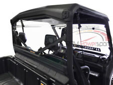 SPIKE Clear Rear Windshield Panel Can-Am Defender HD8 HD10