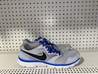 Nike Flex Experience RN 3 Mens Athletic Running Shoes Size 12 Gray Blue Black