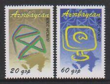 Azerbaijan - 2008, Europa, The Letter set - MNH - SG 702/3