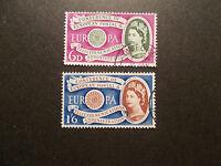GB 1960 Commemorative Stamps~Europa.~Fine Used Set~UK Seller