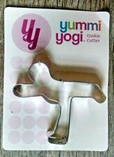 "Yoga Cookie Cutter 5"" Yummi Yoga Warrior 3 Pose Unused"