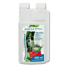 (16,00€/l) AQUALITY CO2 Kohlenstoffdünger 500 ml Pflanzendünger für Aquarium