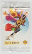 EARVIN MAGIC JOHNSON 1991-92 SkyBox Promotional Card FACTORY SEALED Promo RARE