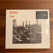 ABECEDARIANS EUREKA CD Digipack SEALED  Smiling Monarchs FACTORY RECORDS