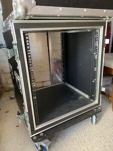 Rhino 12U Shock mount Rack