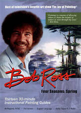 Bob Ross: Four Seasons - Spring (DVD, 2015, 3-Disc Set)