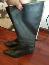 Buffalo botas en piel negras compradas en Berlin 38 bottes boots perfecto  estado 9dece66fcef9d