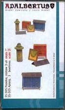 Adalbertus Models 1/35 Three Beehives For Bee Keeper