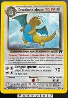 Carte Pokemon DRACOLOSSE OBSCUR 5/82 HOLO Team Rocket Wizard FR