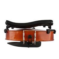 Schulterstütze für Geige Violine 3/4 - 4/4 Violinenstütze-Geigenstütze Schw Y9R4
