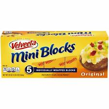 Velveeta Mini Blocks 2 PACK