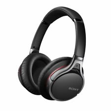 Sony Mdr-10rbt Black Bluetooth Wireless Headphones MDR10RBT