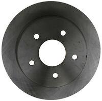 Disc Brake Rotor-Non-Coated Rear ACDelco Advantage 18A875A