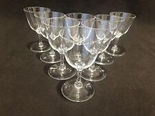 67f5679f94c Steuben Glass Wine Glasses 4 3 4