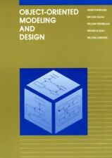 Object-Oriented Modeling and Design, James R Rumbaugh, Michael R. Blaha, William