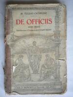 De officiis Libro primo 1  ICiceroneSignorelliletteratura latina Bione latino