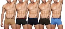 (PACK OF 1) Lux Cozi Bigshot Men's Cotton Trunk/Underwear (MULTI_COLOR) Size - L