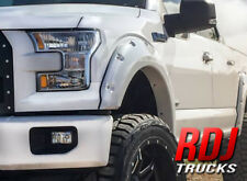 RDJ TRUCKS PRO-OFFROAD FORD F150 2015-2017 PAINTABLE BOLT-ON STYLE FENDER FLARES