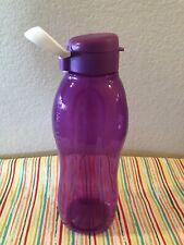 Tupperware Eco Water Bottle w/ Handle 50oz / 1.5L Purple New Size New