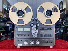 TECHNICS RS 1506 Reel to Reel 2/4 Track Tape Vintage 1977 Original Rare Like NEW