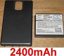 Case + Battery 2400 mAh type EB555157VA For Samsung Galaxy S Infuse 4G