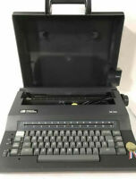 Vintage Smith Corona SE100 Electric Typewriter w/ Original Case Tested & Works!