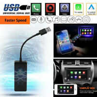 USB Apple Iphone Carplay Smart Dongle Auto For Android Stereo Radio Head Unit