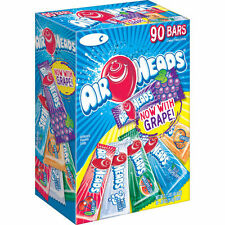 Air Heads, Variety Pack, 0.55 oz, 90 ct