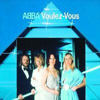 """ABBA """"VOULEZ-VOUS"""" CD MIT SUMMER NIGHT CITY NEUWARE!!!!"""