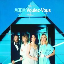 "ABBA ""VOULEZ-VOUS"" CD MIT SUMMER NIGHT CITY NEUWARE!!!!"