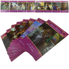 44pcs Romance Angel Oracle Cards Tarot Cards Game Card Set Gift 101*74mm US