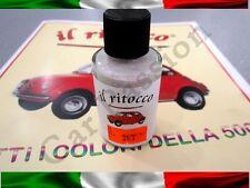 VERNICE RITOCCO SMALTO FIAT 500 CINQUECENTO D'EPOCA VERDE CHIARO COD 363 30ml