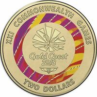 2018 Australia Commemorative $2 Two Dollar coin UNC Type R